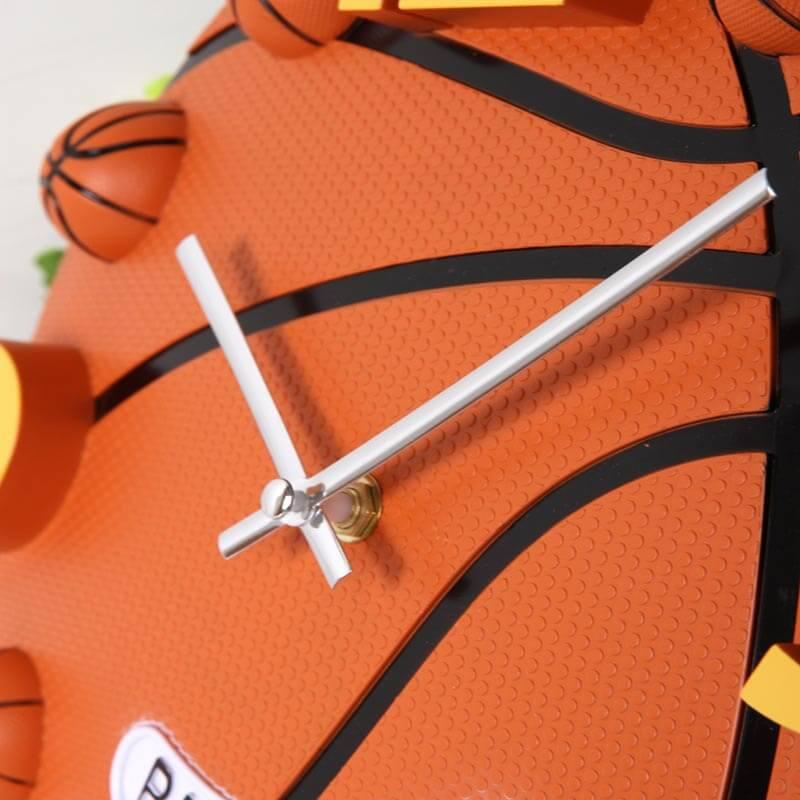 Kosárlabda falióra, 3D hatás