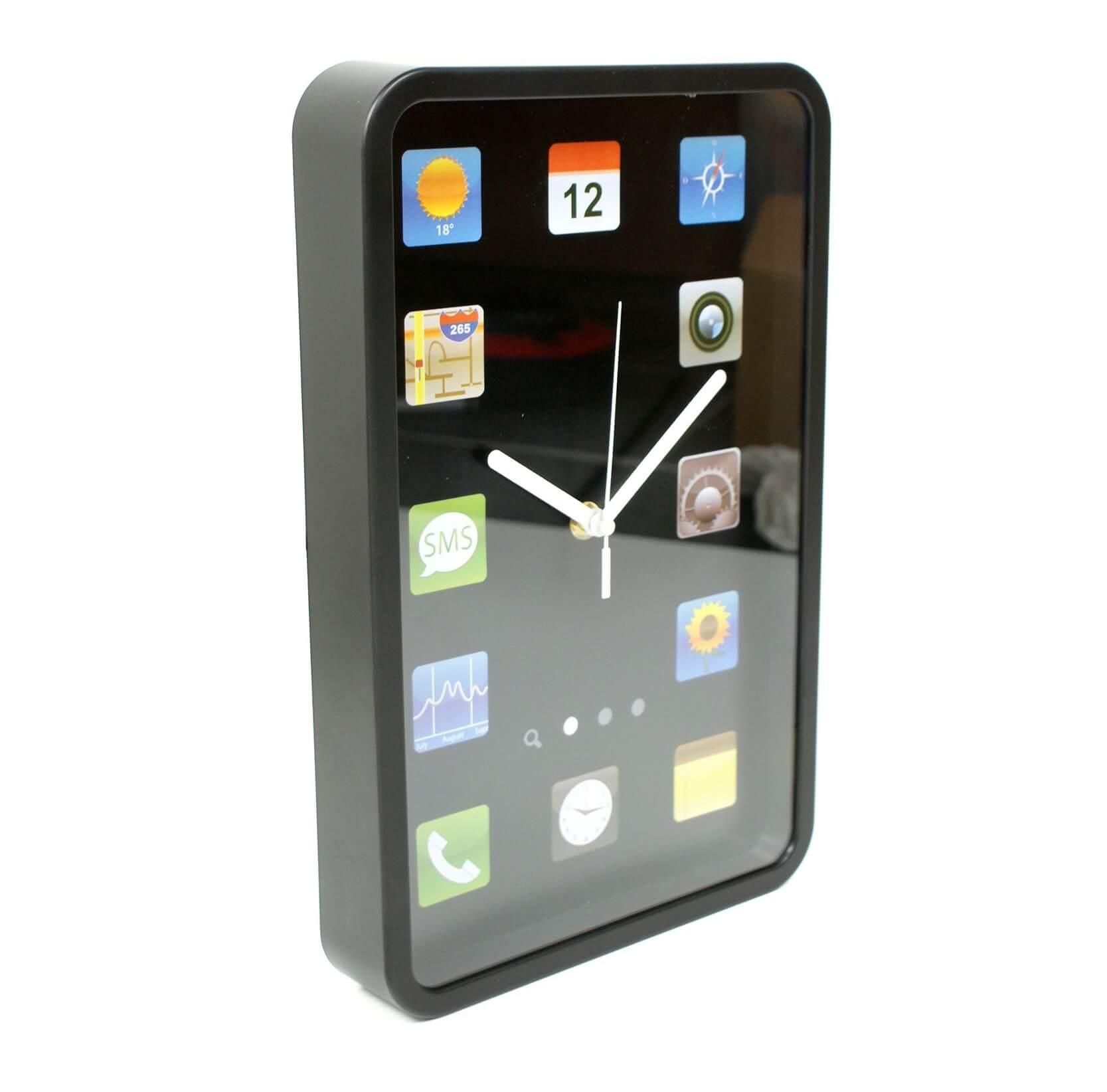 iPhone falióra (fekete)