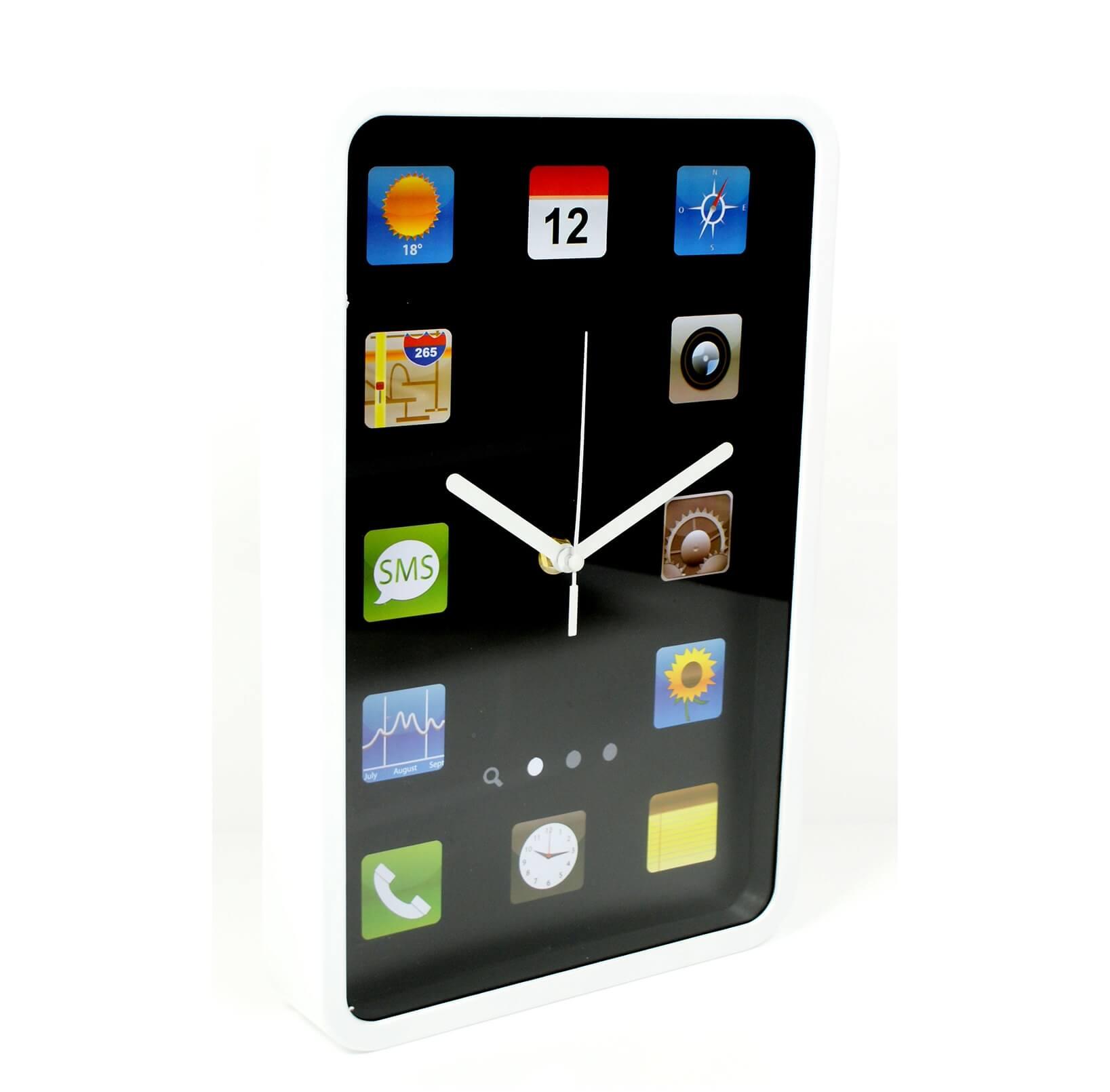iPhone falióra (fehér)