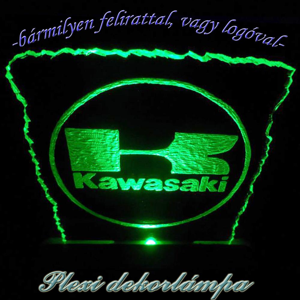 Kawasaki dekorlűmpa