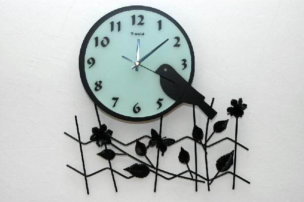 kovácsoltvas design óra
