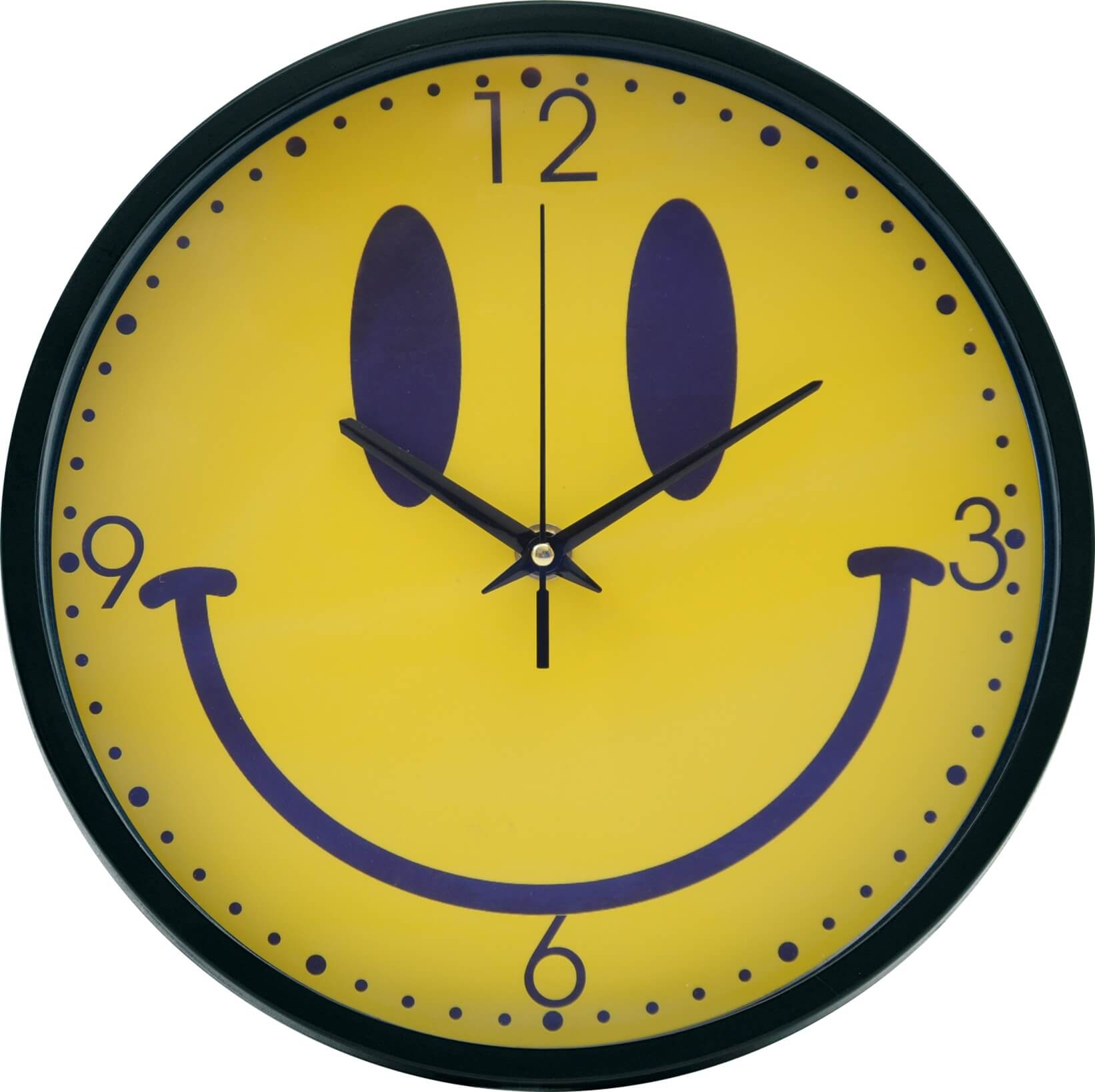 Smiley falióra, 30 cm