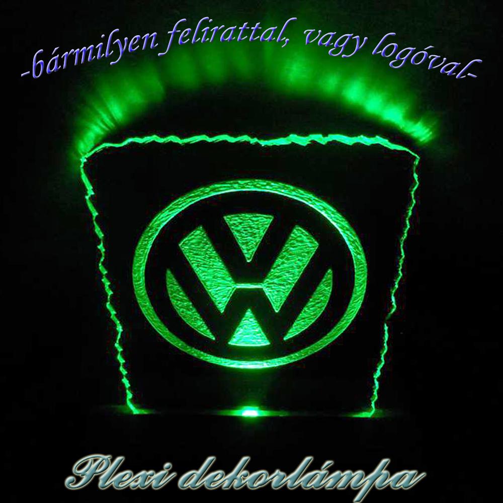 Volkswagen dekorlámpa